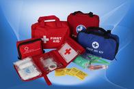 良い品質 タブレットの薬 & 屋外の緊急時の救急箱のセリウム及び FDA OEM の医学の織物製品 販売